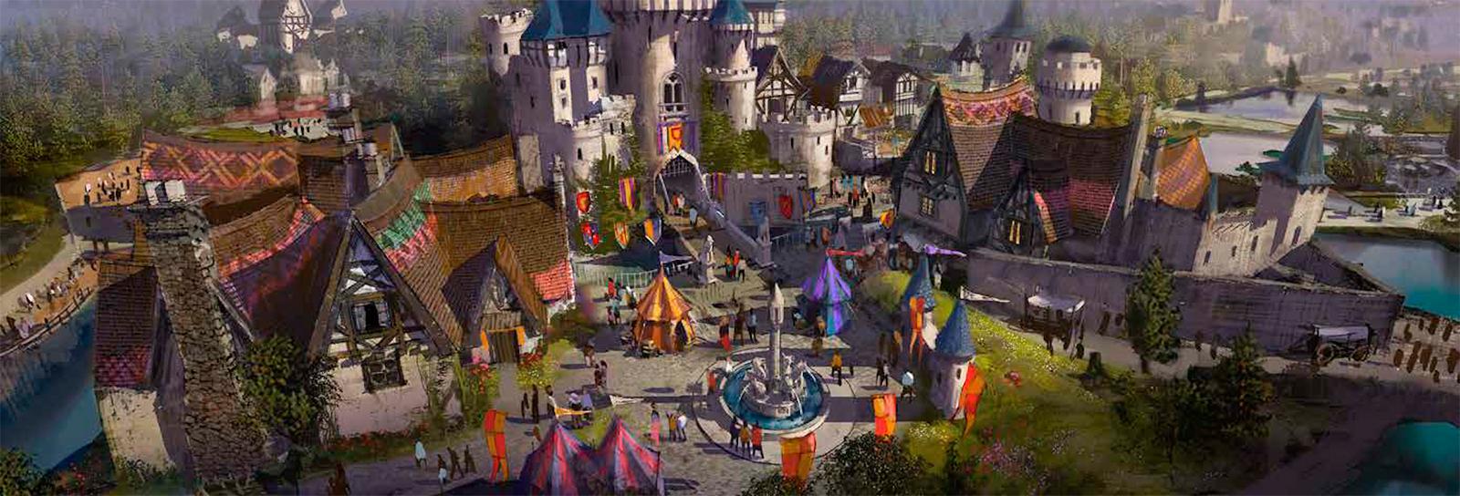 Com mais de R$ 7 bi de investimentos, é assim que vai ficar a concorrente da Disney no Reino Unido