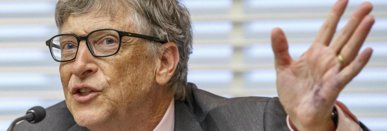 Bill Gates conta quais são as três áreas mais importantes para se ter sucesso no mercado do futuro