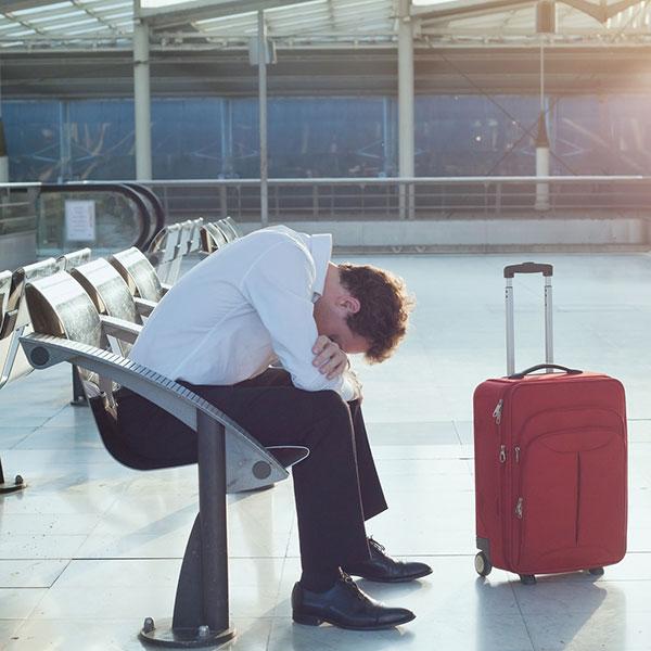 Se nos últimos 3 anos você teve um voo atrasado ou cancelado você pode ter direito a até 680 dólares de compensação