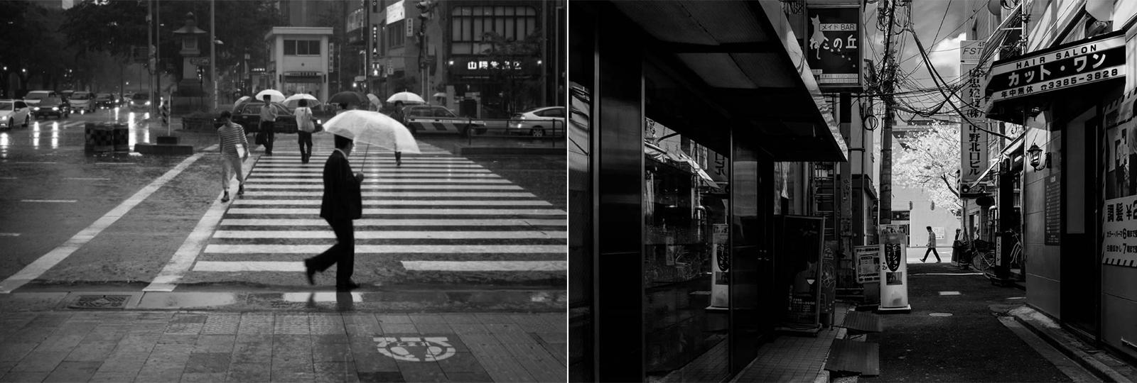Essa série de fotos a P&B é uma verdadeira viagem pelo Japão