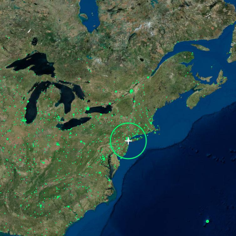Esse maravilhoso mapa interativo te deixa ouvir várias rádios do mundo pra nunca sentir saudade de casa