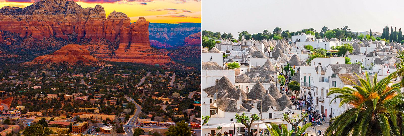 5 pequenas cidades para viver grandes experiências