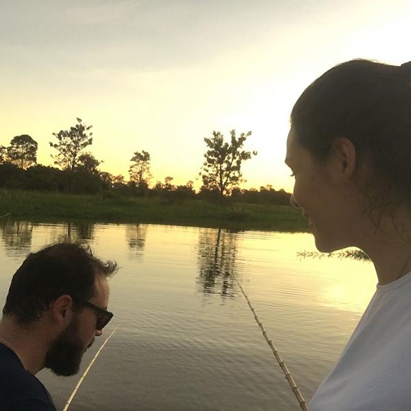 O que aconteceu na nossa primeira viagem ao Amazonas