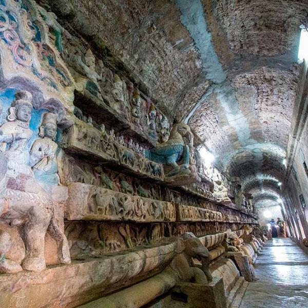 As incríveis ruínas esquecidas de Mrauk, na Birmânia