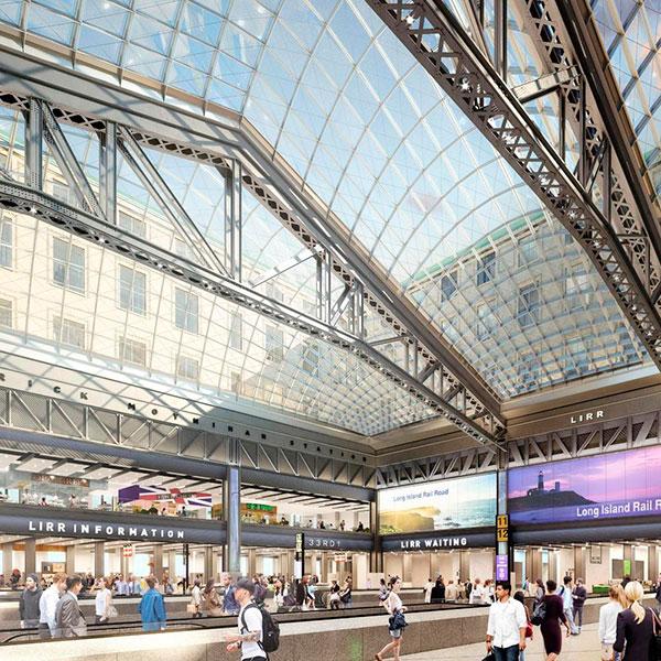 A renovação da incrível estação Penn Station é mais um motivo para visitar Nova York