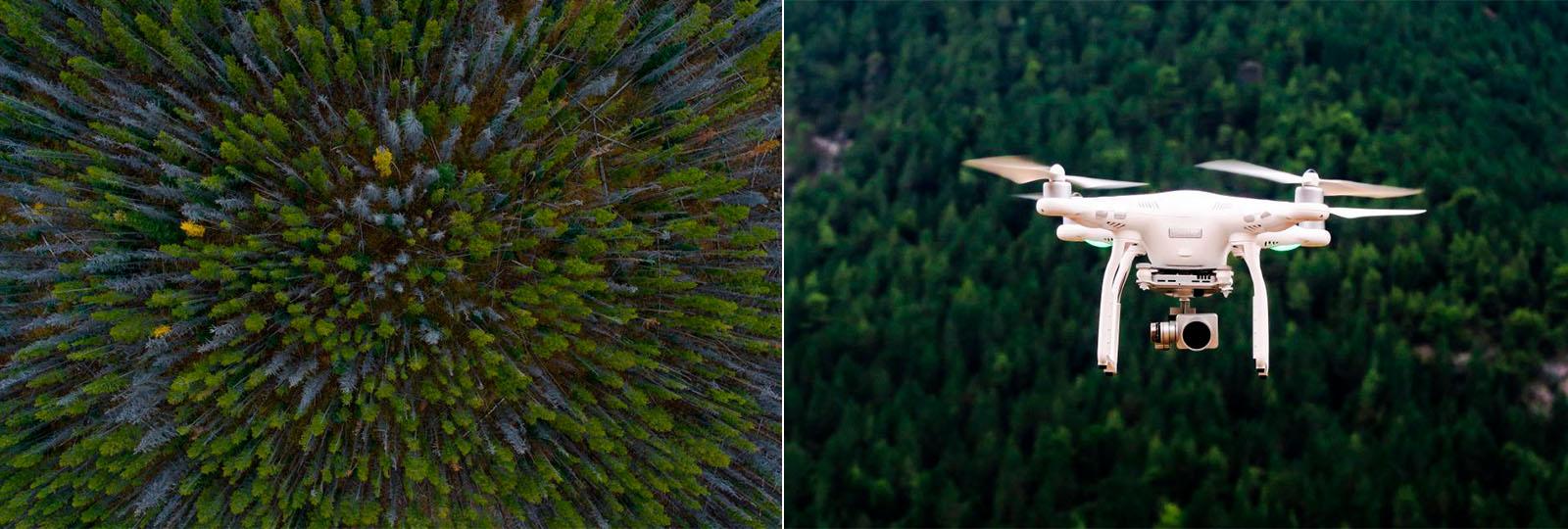 Concurso de vídeos feitos com drones mostram as maravilhas do mundo como você nunca viu