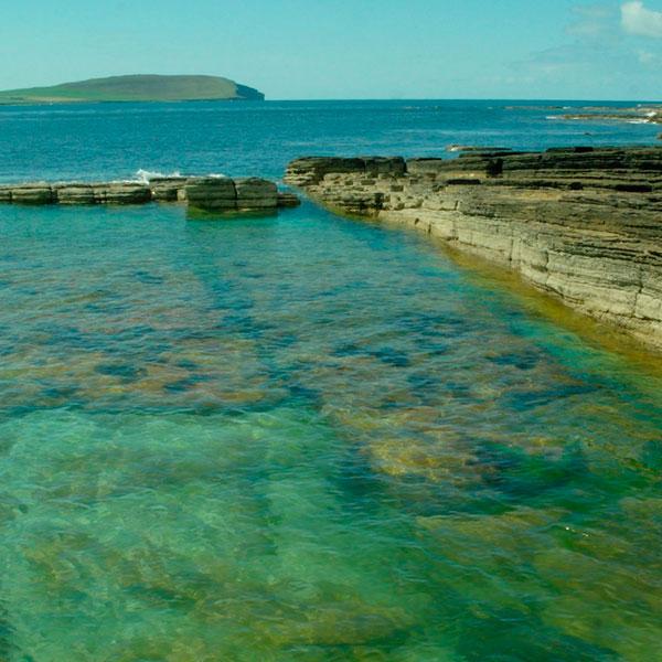 A ilha esquecida – e icônica – que só pode ser visitada uma vez por ano