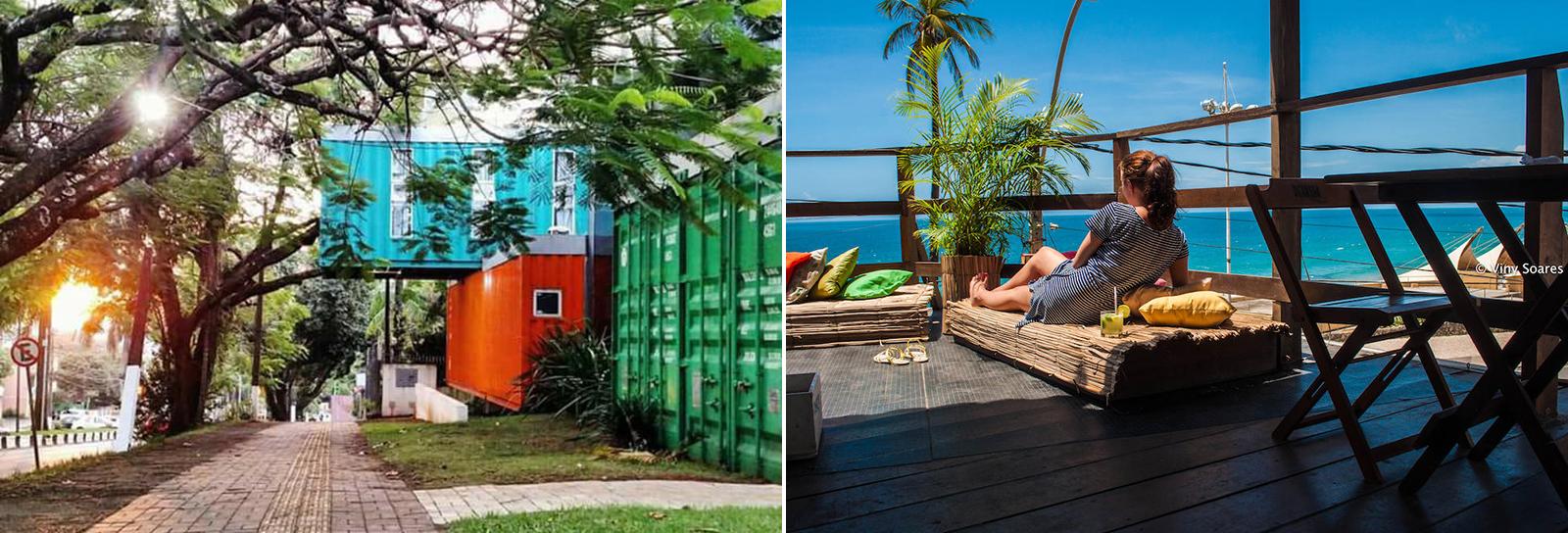 5 hostels descolados para curtir as 5 regiões do Brasil