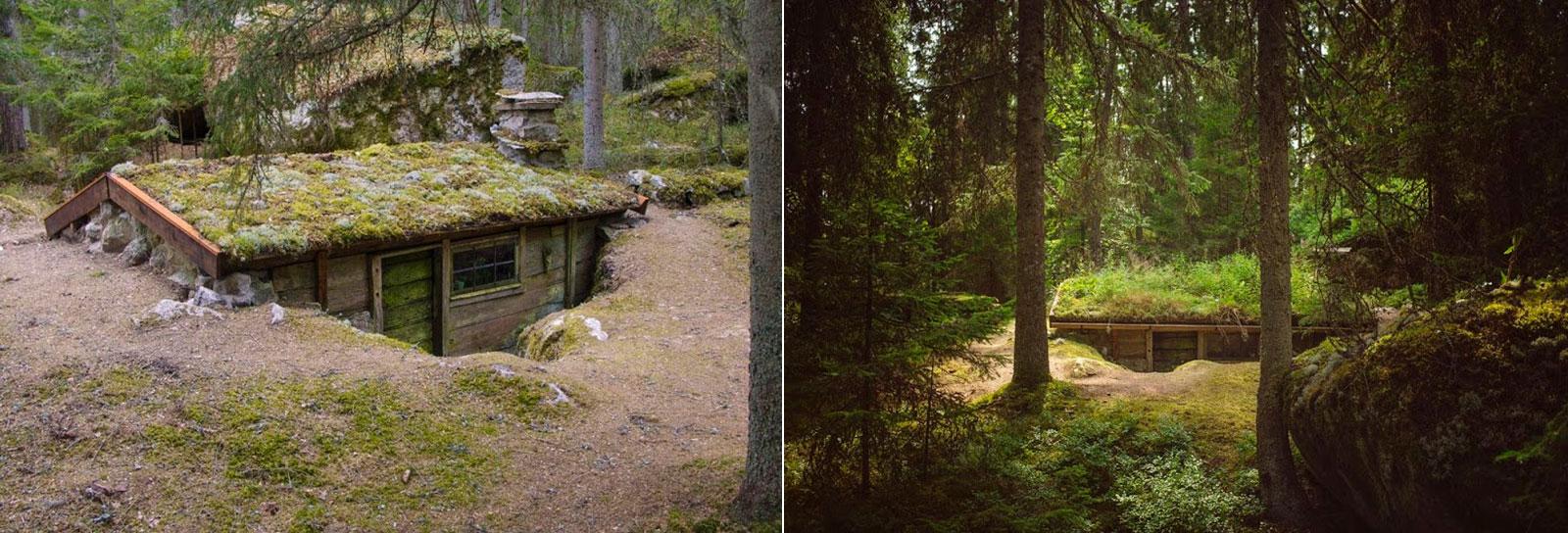 Esta pequena cabana em uma floresta sueca é uma das casas mais legais do AirBnb