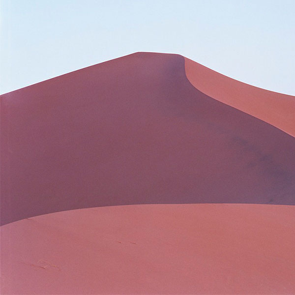 As cores que parecem saídas de outro mundo do deserto no Marrocos