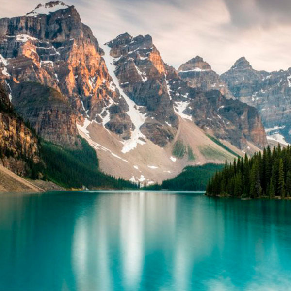 Esse fotógrafo amador viajou pelo Canadá para ganhar portfolio – e conseguiu