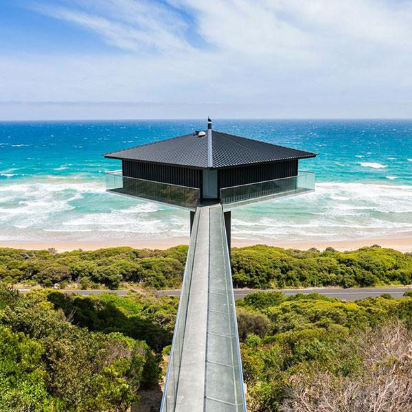 O maravilhoso site que é como um Airbnb especial para os loucos por arquitetura
