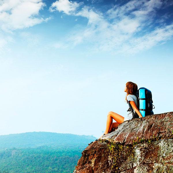 Página reúne relatos e experiências para encorajar mulheres a viajarem sozinhas